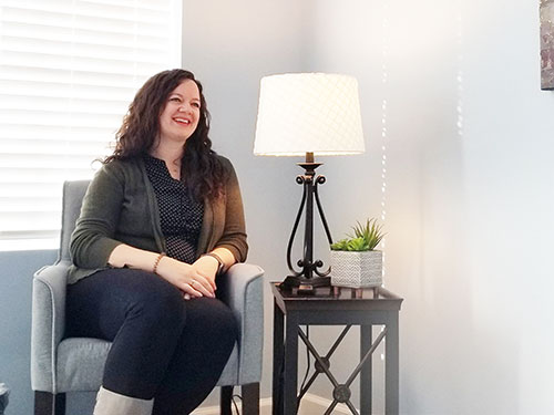 Linda Downey, Wildwood therapist
