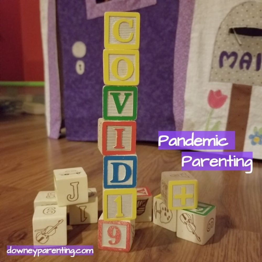 Pandemic Parenting Support: 3 things you can do