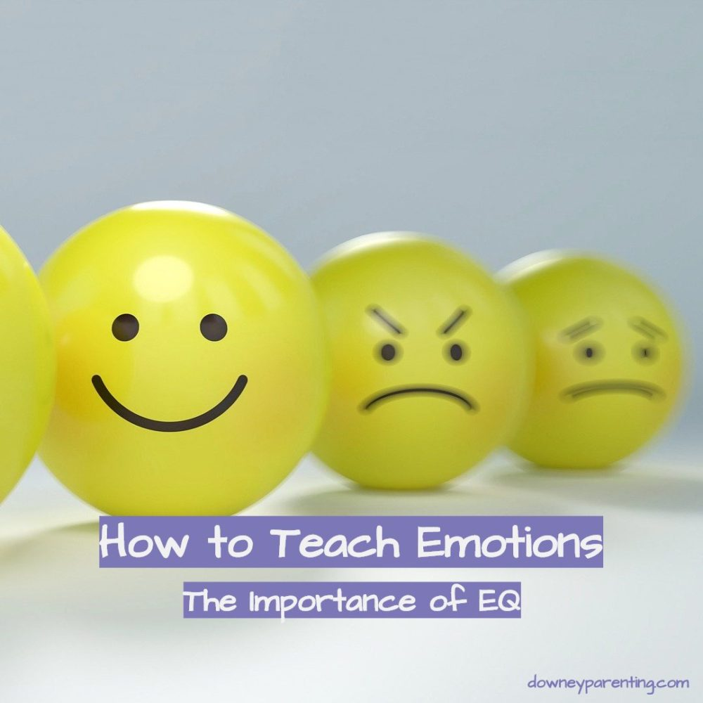 How to Teach Emotions